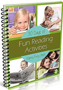 fun reading activities free ebook