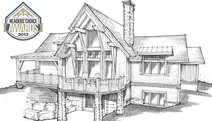 1000 Images About Timber Framed Houses On Pinterest