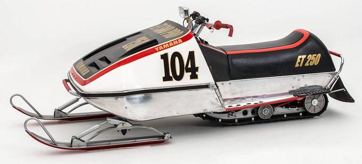 yamaha enticer 250 race sled 48 vintage sled yamaha 250 snow machine. Black Bedroom Furniture Sets. Home Design Ideas