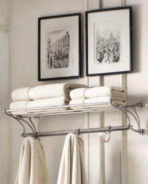 Bistro Train Rack In Bathroom Would, Train Racks For Bathrooms