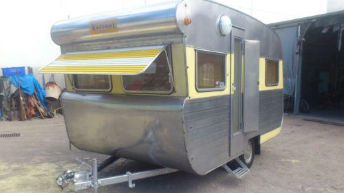 Vintage Caravan 1963 Valiant | eBay Australia
