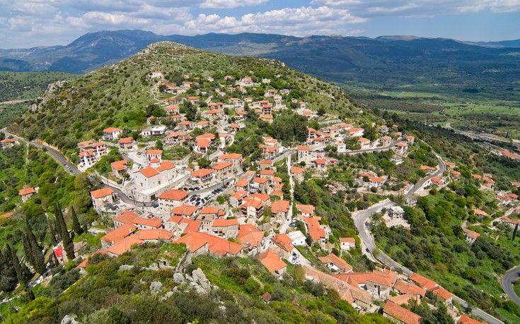 Ένα χωριό με άρωμα μεσαιωνικής καστροπολιτείας