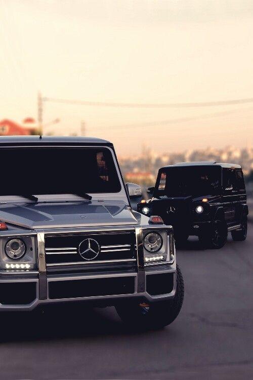 Mercedes Benz G Klasse