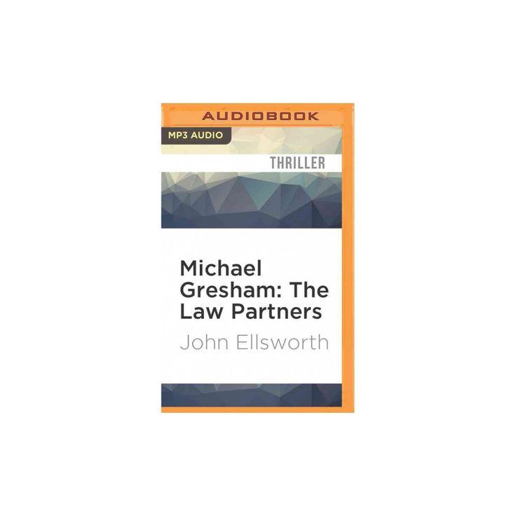 Law Partners (MP3-CD) (John Ellsworth)