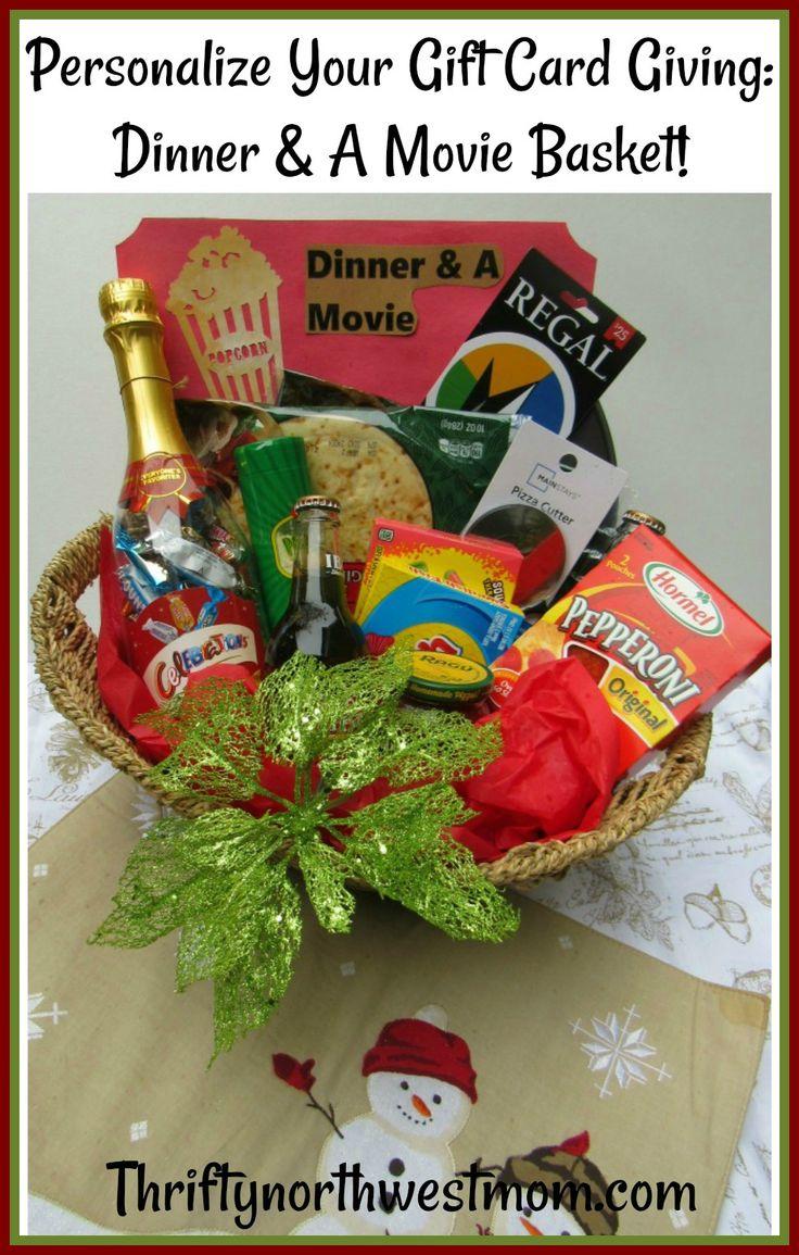 Best 25+ Movie basket gift ideas on Pinterest | Movie night gift ...