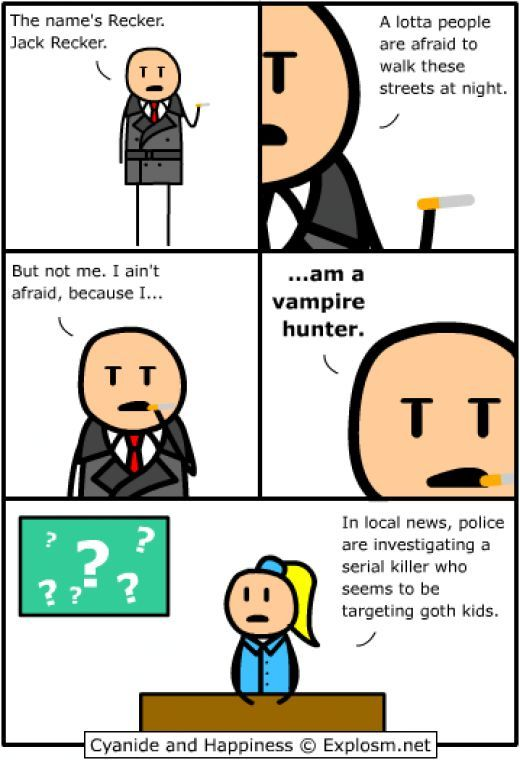 Cyanide And Happiness Time Travel Comics