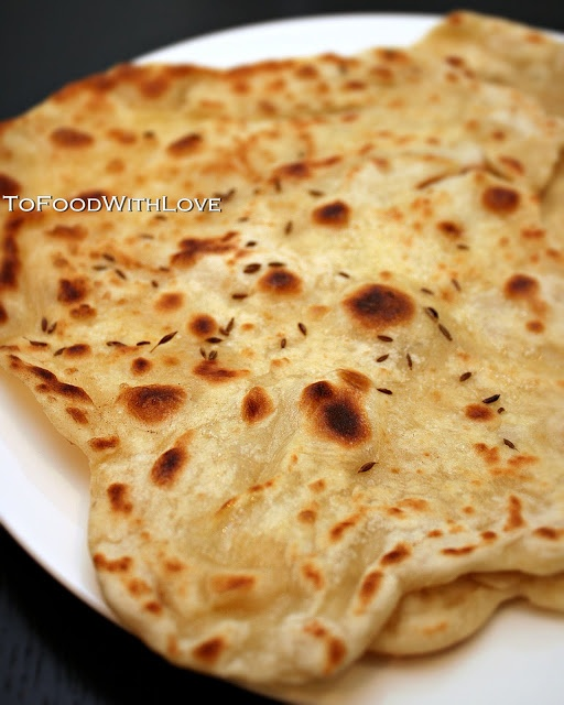 To Food with Love: Quick and Easy: Flatbread
