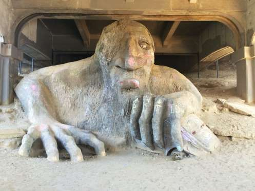 Fremont Troll - Washington, United States: This roadside fascination underneath the Aurora Bridge in Seattle's Fremont neighborhood was made in 1990 by a group drove by stone carver Steve Badanes. The model, made of steel rebar, wire and solid, grips a genuine Volkswagen Beetle and games a hubcap as an eye. Ahead, navigate to figure out probably the most compelling spots on Earth for the tainted explorer to visit.