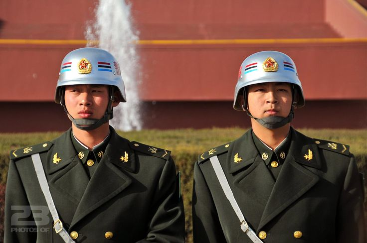 Forbidden City Guards photo | 23 Photos Of Beijing