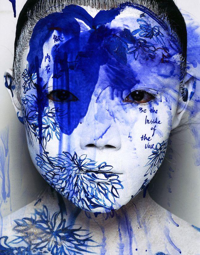 Performance Art | Echo Morgan's Darkness is Undressed in Heartbreaking Performance