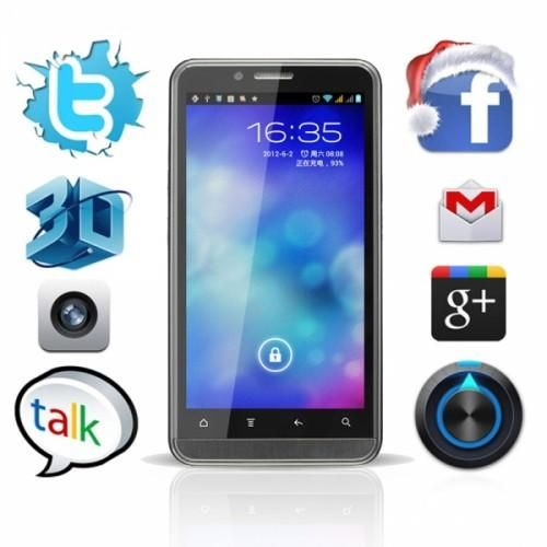 ZOPO 4.3 Touch Screen Phone Choosing and acquiring the most cost-effective, useful cell phone can be an immense challenge for today's consumers. Look no further! With this trendy model, ZOPO has merged its works with the Google Android 4.0 OS to get amazing modern-day functions...