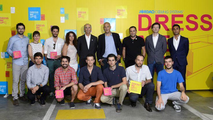 DRESS ME UP! 2015 Entrega de Prémio: Vencedor, Menções Honrosas, Jurí, Protótipos... DESIGN e INOVAÇÂO ao alto.