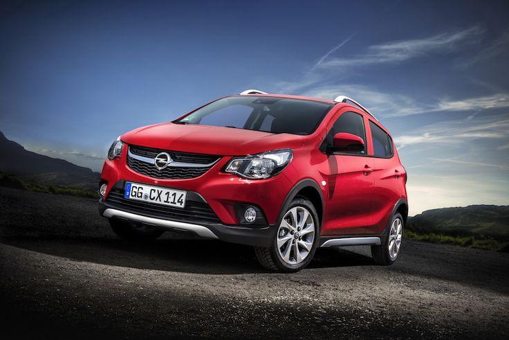 Opel Karl Rocks Disponibil în Europa Începând cu 12.600 euro