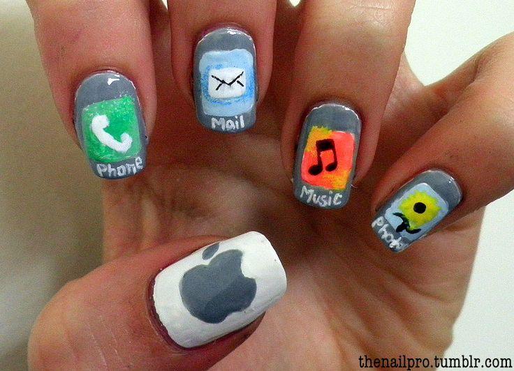 48 best **Social Media Nail\'s** images on Pinterest   Nail tech ...