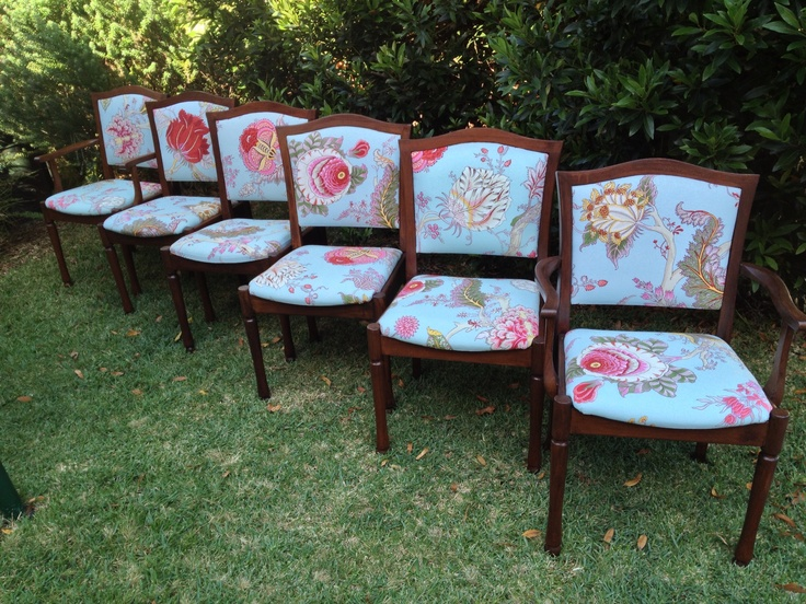 Ginseng dining chairs