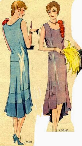 vintage patterns 1920s - SSvetLanaV - Álbuns da web do Picasa...THIS IS A FREE BOOK OF VINTAGE PATTERNS FROM THE 1920s!!