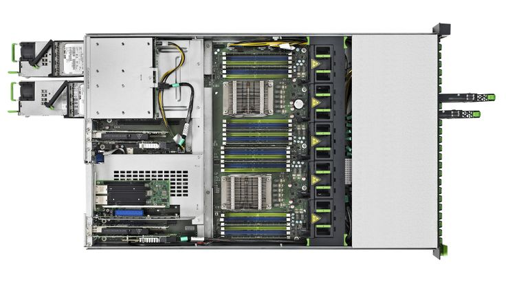 Fujitsu Primergy RX2540 M1 review | A solid general purpose server that leverages the latest Intel Xeon E5-2600 v3 processors to good effect. Reviews | TechRadar