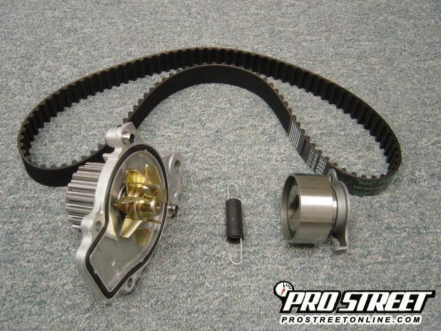 1992 1995 Mitsubishi Diamante Pro Street Timing Belt Kit