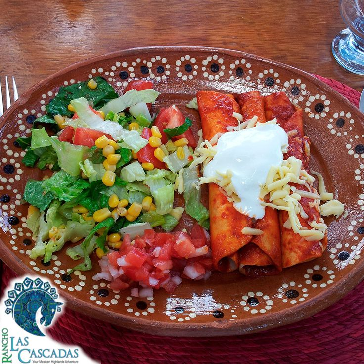 "A delicious meal at rancho. Do you ""like"" it? http://rancholascascadas.com/unwind/?utm_content=buffer6dd3a&utm_medium=social&utm_source=pinterest.com&utm_campaign=buffer"