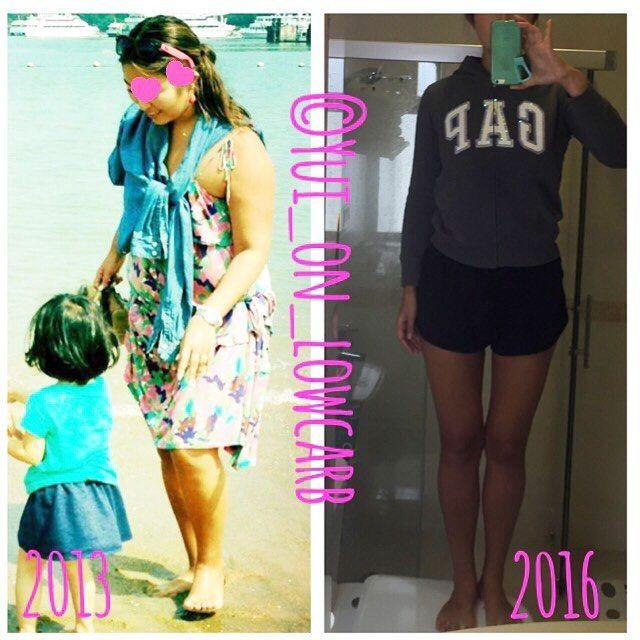I keep weight off!  最近は少量ですが炭水化物も食べたい時には食べて57kgになったら気をつける58kgになったらファスティングと決めて美容体重の56kgを維持していますもう数年前の体重体型には戻らないぞと自分に言い聞かせながらこれが半年一年と続くように頑張ります 今朝の体重:56.3kg  #ダイエット #レコーディングダイエット #ローカーボ #lowcarb #lchf#atkins#keto#糖質制限#体重キープ#産後ダイエット by yui_on_lowcarb