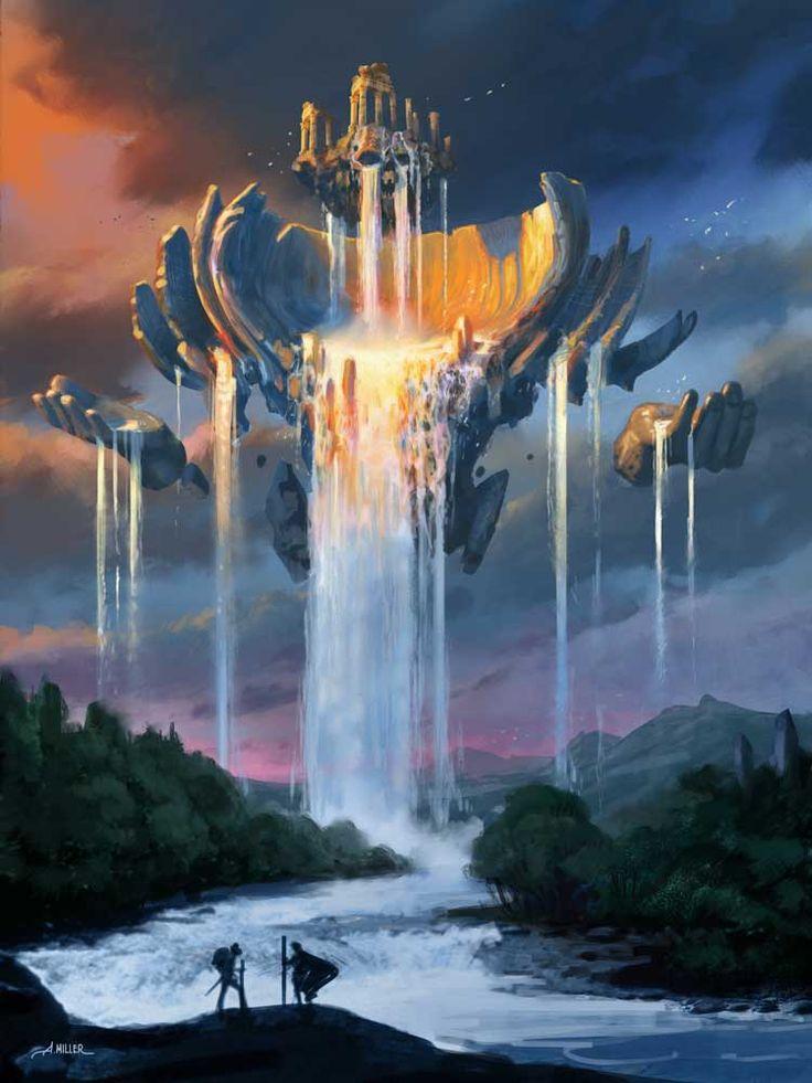 Elder Water Elemental By AaronMillerdeviantart On DeviantArt