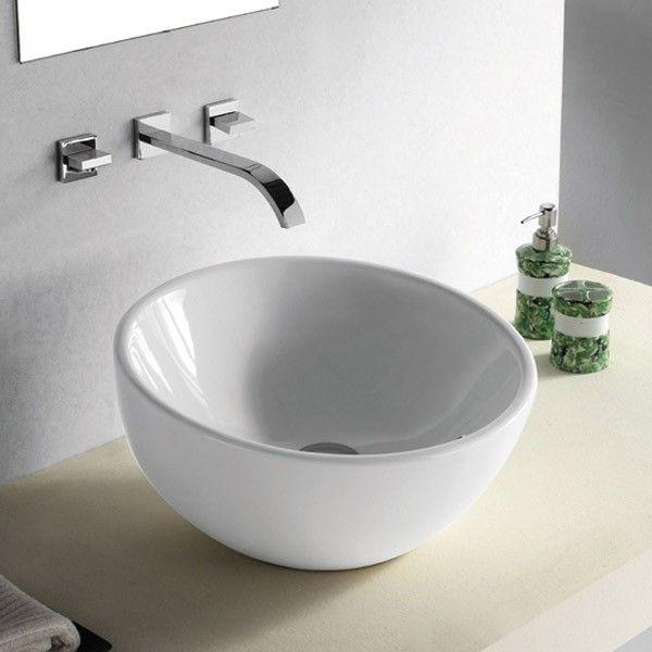 angle countertop basin countertop basins better bathrooms