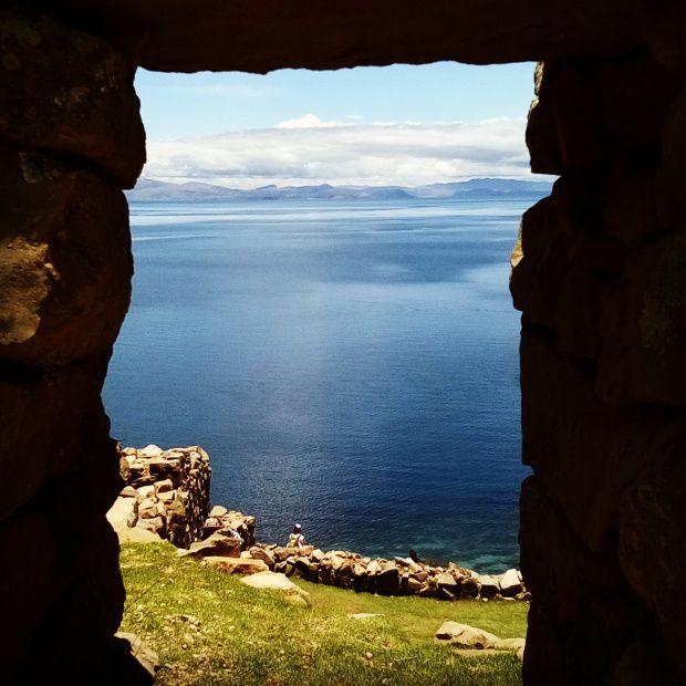 Lake Titicaca - Isla del Sol  - Peru