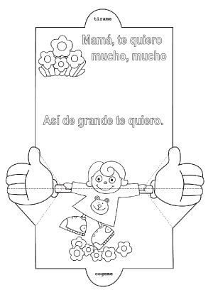 mothers day cards, tarjetas dia de la madre