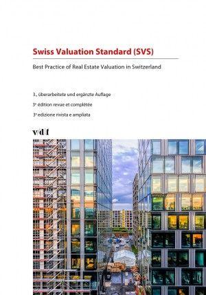 Der Swiss Valuation Standard (SVS) ist der von allen relevanten Verbänden und Hochschulen getragene Immobilienbewertungsstandard der Schweiz. Mit der verbindlichen Definition der wertrelevanten Begriffe und der Einordnung der wichtigsten Bewertungskonzepte, -normen und -standards trägt der SVS massgebend zu einer höheren Transparenz und Professionalität der Immobilienbewertung in der Schweiz bei. Herausgeber: CEI , HEV Zürich, RICS, SIV, SVIT