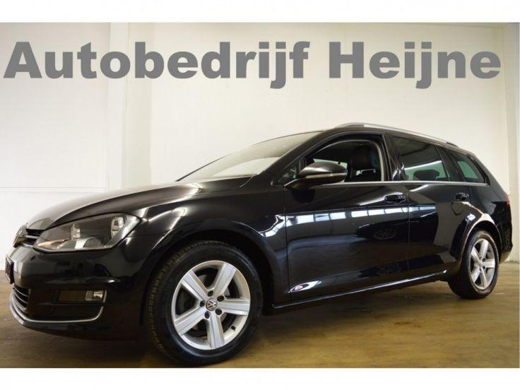 """Volkswagen Golf  Description: Volkswagen Golf VII-7 TDI """"DSG"""" HIGHLINE EXE. PLUS  Price: 216.73  Meer informatie"""