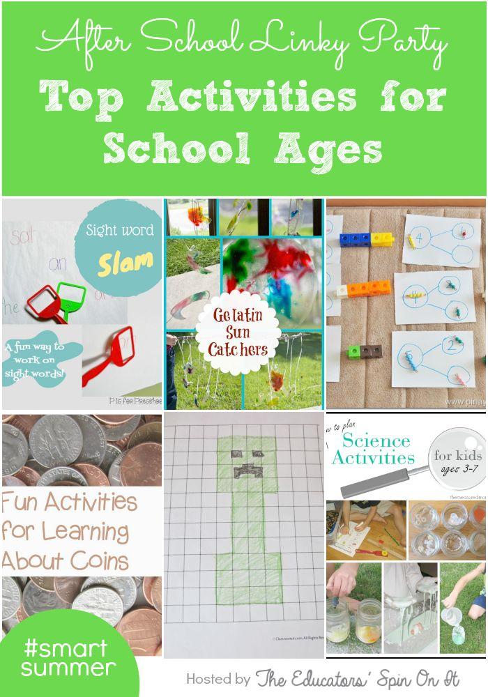Best 25+ School age activities ideas on Pinterest | School ...
