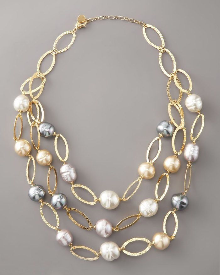 The 15 Most Beautiful Pearl Jewelry Designs – #bea…
