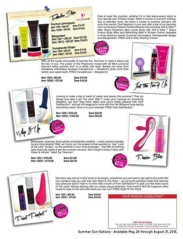 Great Summer Sale ends 8/31 Order at www.sylverpassions.com