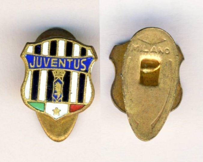JUVENTUS F.C. Distintivo PIN Badge JUVE