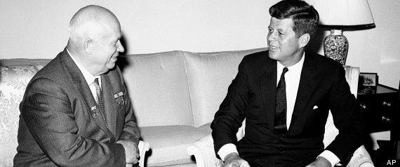 Cuban Missile Crisis: Presidents Nikita, Crisis Emergency, Kennedy Meeting, Soviet Presidents, Cuban Missil Crisis, 35Th Presidents, John Fitzgerald, Heavy Heart, Presidents John