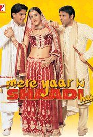 Watch Online Mere Yaar Ki Shaadi Hai. Sanjay wakes up to the truth that he loves his best friend Sanjana reluctantly but surely and sets off on a noble mission - to break her wedding.