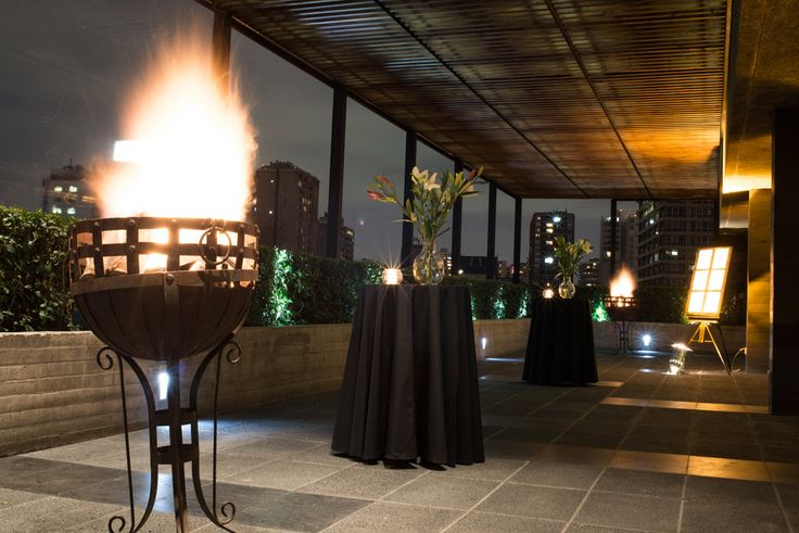 Matrimonio Espacio Gastronómico. #Matrimonio #Banqueteria #Decoracion #Santiago #Terraza #Boda #Wedding #Catering