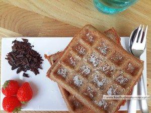 Heerlijke gezonde wafels 2