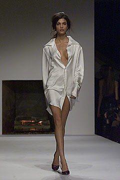 Cynthia Rowley Fall 2000 Ready-to-Wear Fashion Show - Cynthia Rowley, Raica