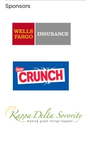 A big thank you to the Girls World Forum sponsors