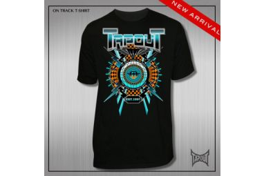 TapouT On Track T-Shirt + Free Sample Price: WAS £29.99 NOW £21.00