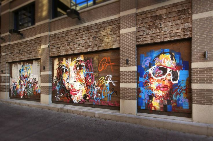 Washington Graffiti (2011) by Kilmany-Jo Liversage