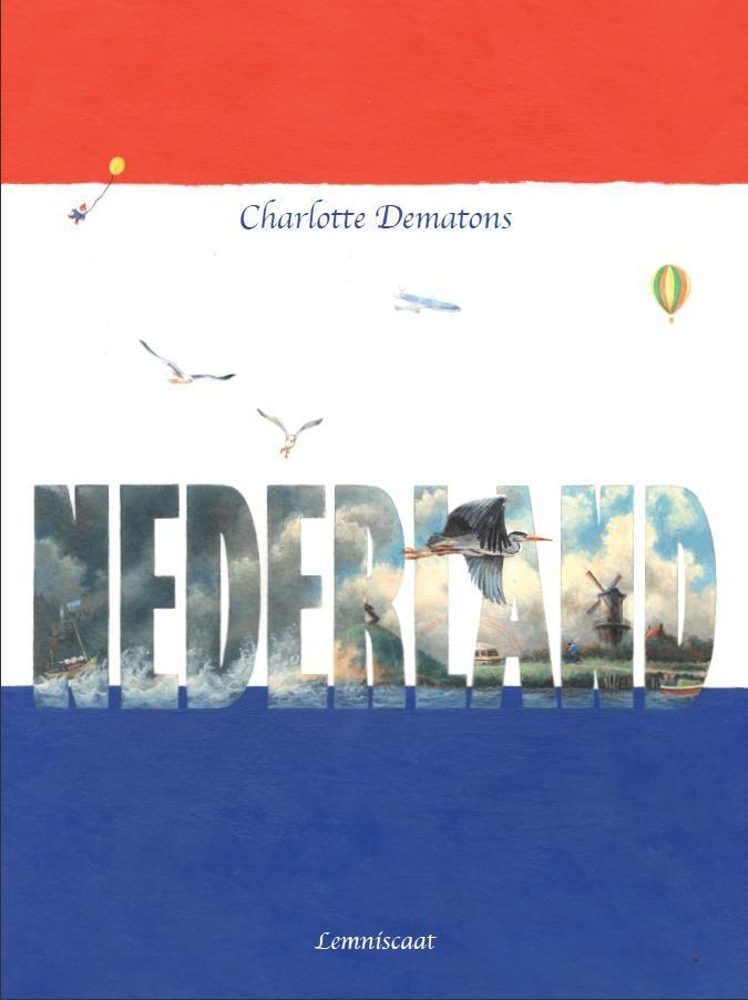 ... beschrijving van de verhalen bij iedere plaat door Charlotte Dematons. Samen met de twee andere kijk-boeken hoort dit boek echt bij mijn favorieten!