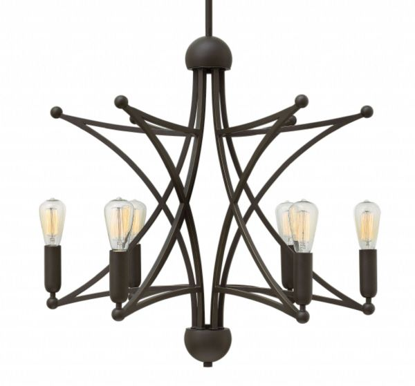New Lighting Designs for 2014 from Hinkley Lighting available at The Lighting Centre