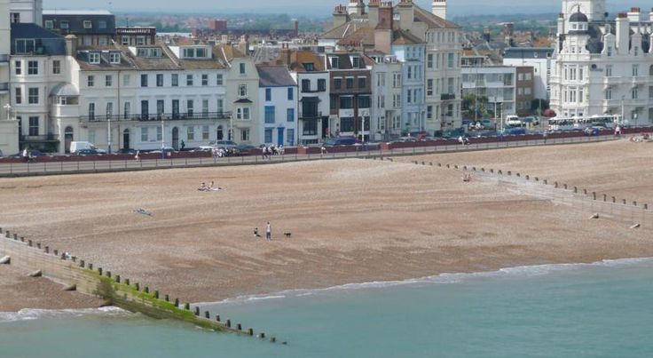 Royal Hotel (Adults Only) Eastbourne Overlooking the beach and within easy walking distance of the town centre and pier, this AA 4-star character property has been welcoming guests to Eastbourne for over 170 years.