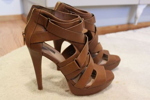 : Fashion, Style, Clothes, Shoesshoes, Brown Shoe, High Heels, Closet, Shoes Shoes