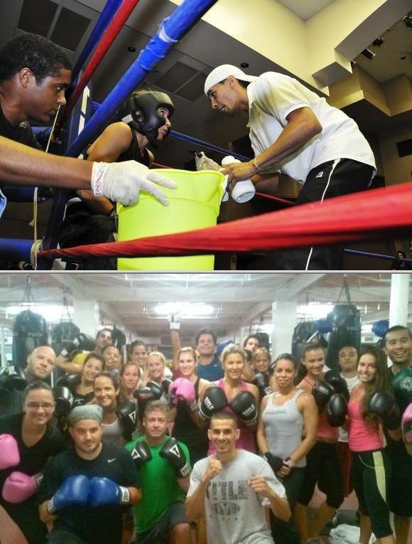 Legacy Boxing Fitness Miami Beach Fl