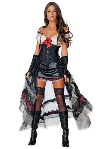 Jonah Hex Lilah Costume