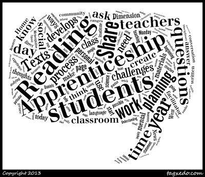 Berkley Reading Apprenticeship: Word Wall Activity