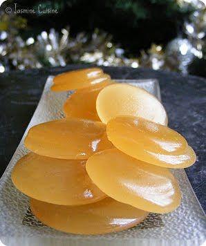 Jasmine Cuisine: Lunes de miel